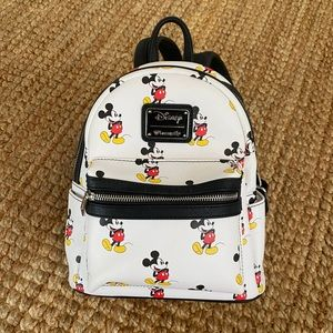 Disney Mickey Mouse mini backpack